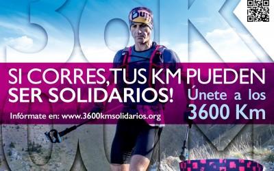 3.600 km solidarios