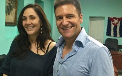El Dr. Mañero invitado por Cuba para poner en  marcha una Unidad de Género