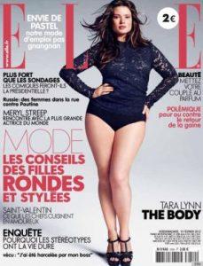 portada Revista Elle
