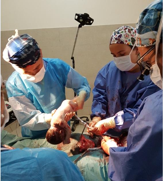 La expedición de la Fundación Dr. Ivan Mañero practica 40 cirugías en Guinea Bissau