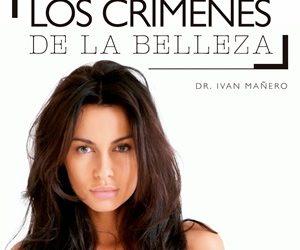 """El Dr. Ivan Mañero presenta su libro solidario """"Los Crímenes de la Belleza"""""""